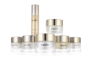 Products from Babor at Comtesse skincare