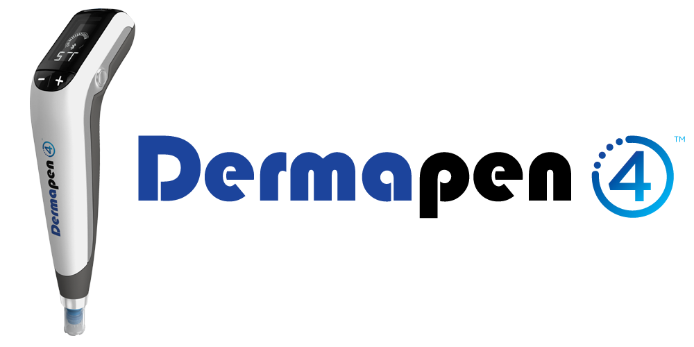Dermapen and logo